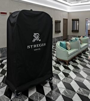 Cover copri carrello per hotel