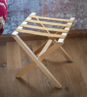 Portavaligia in legno