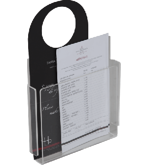 Porta brochure