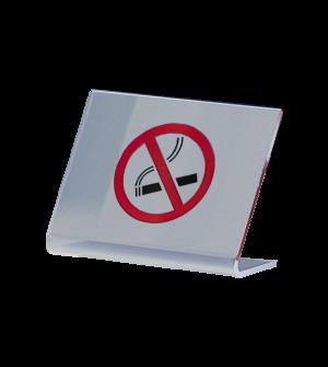 Simbolo da tavolo in Plexiglass