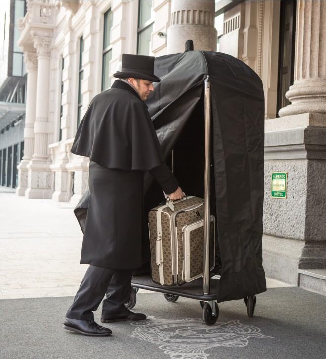 Cover carrello hotel
