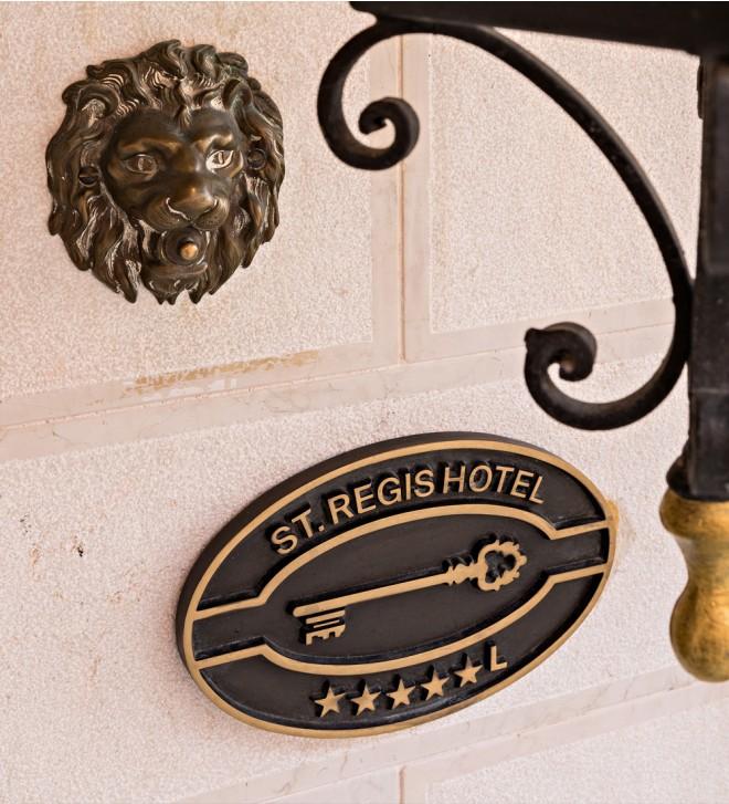 Targa di classificazione alberghiera