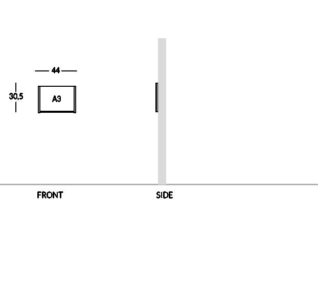 Portacomunicazioni formato A3