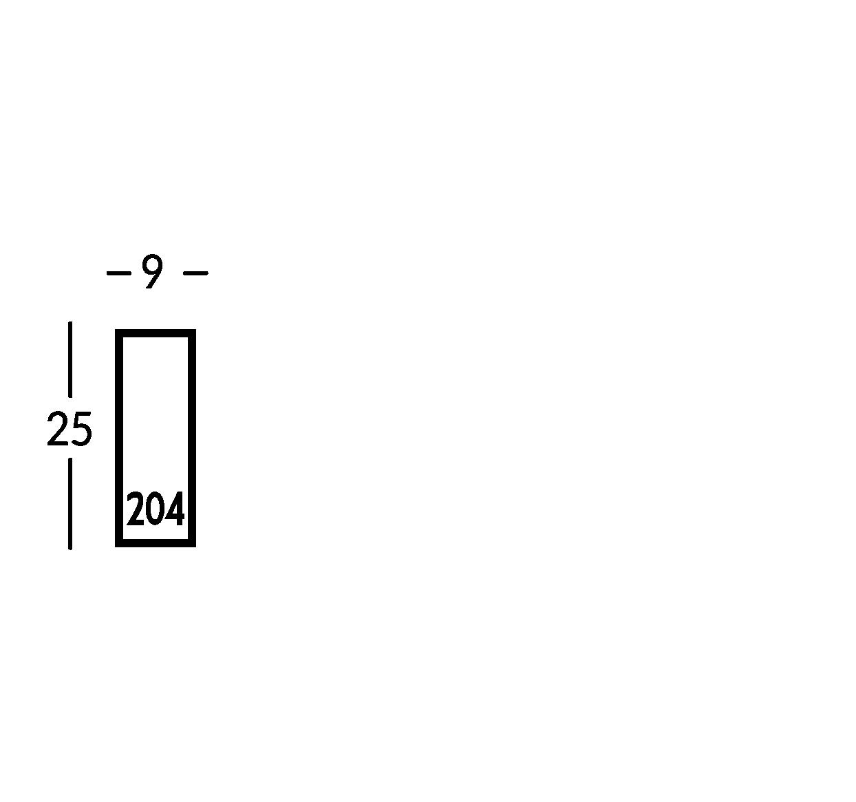 Linea di segnaletica in Plexiglas bianco o nero. Lastra in alluminio satinato o ottone con caratteri in Plexiglas a rilievo.