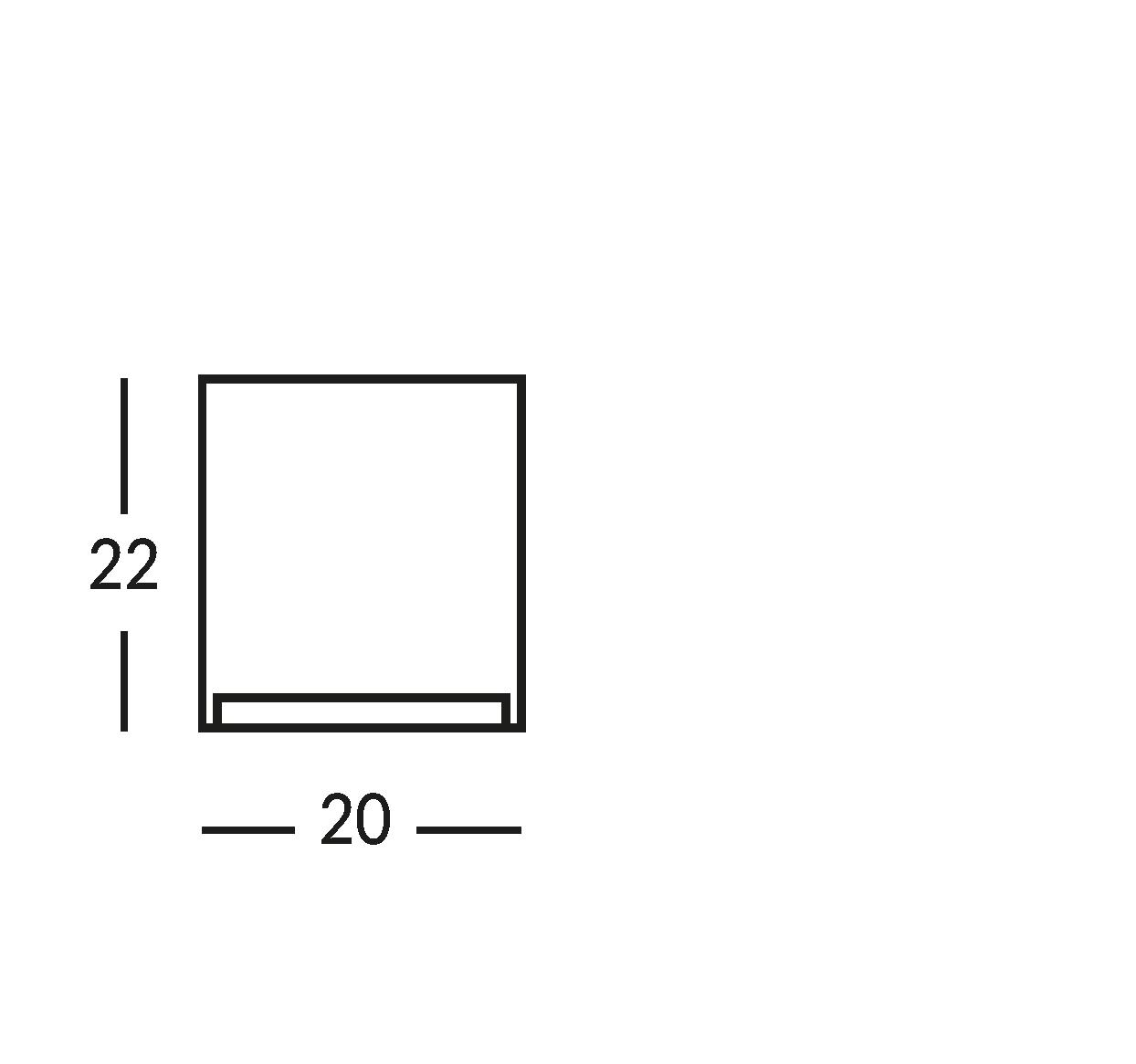 Supporti per comunicazioni normative e regolamentari realizzati in cristallo, stampati in quadricromia.