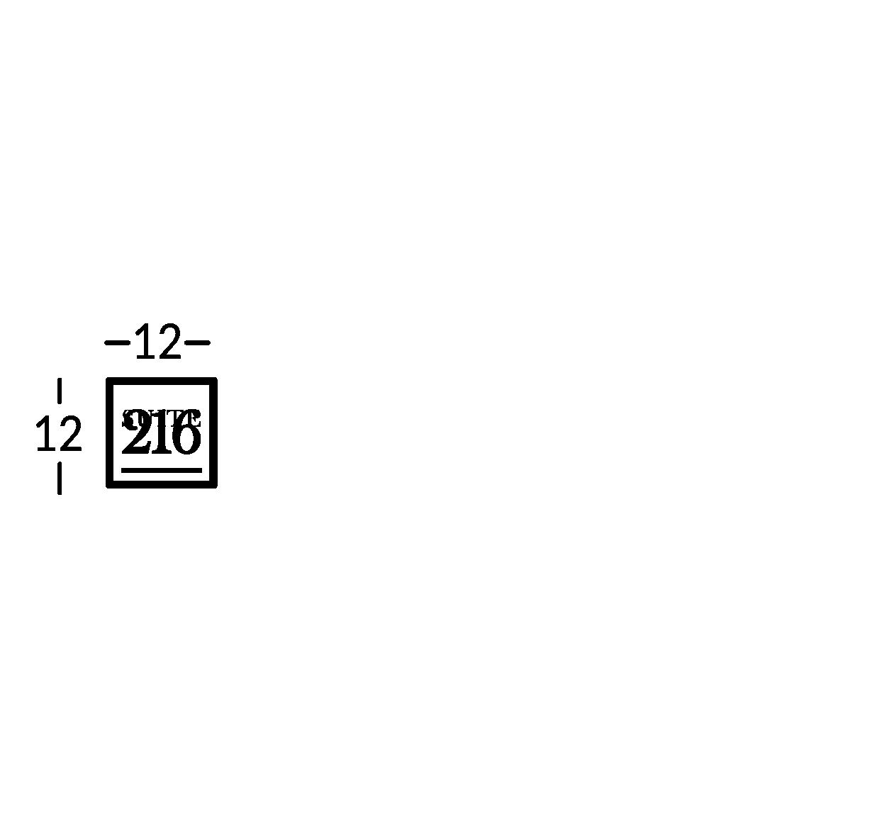 Linea di segnaletica in ottone anticato scuro, con caratteri incisi ottone naturale.