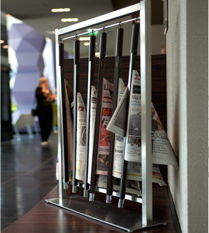 Porta giornali